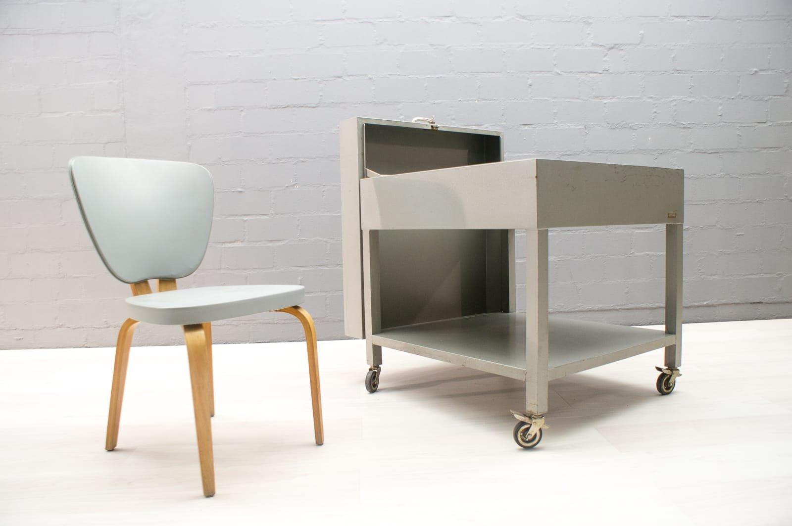 deutscher mid century schichtholz stuhl bei pamono kaufen. Black Bedroom Furniture Sets. Home Design Ideas