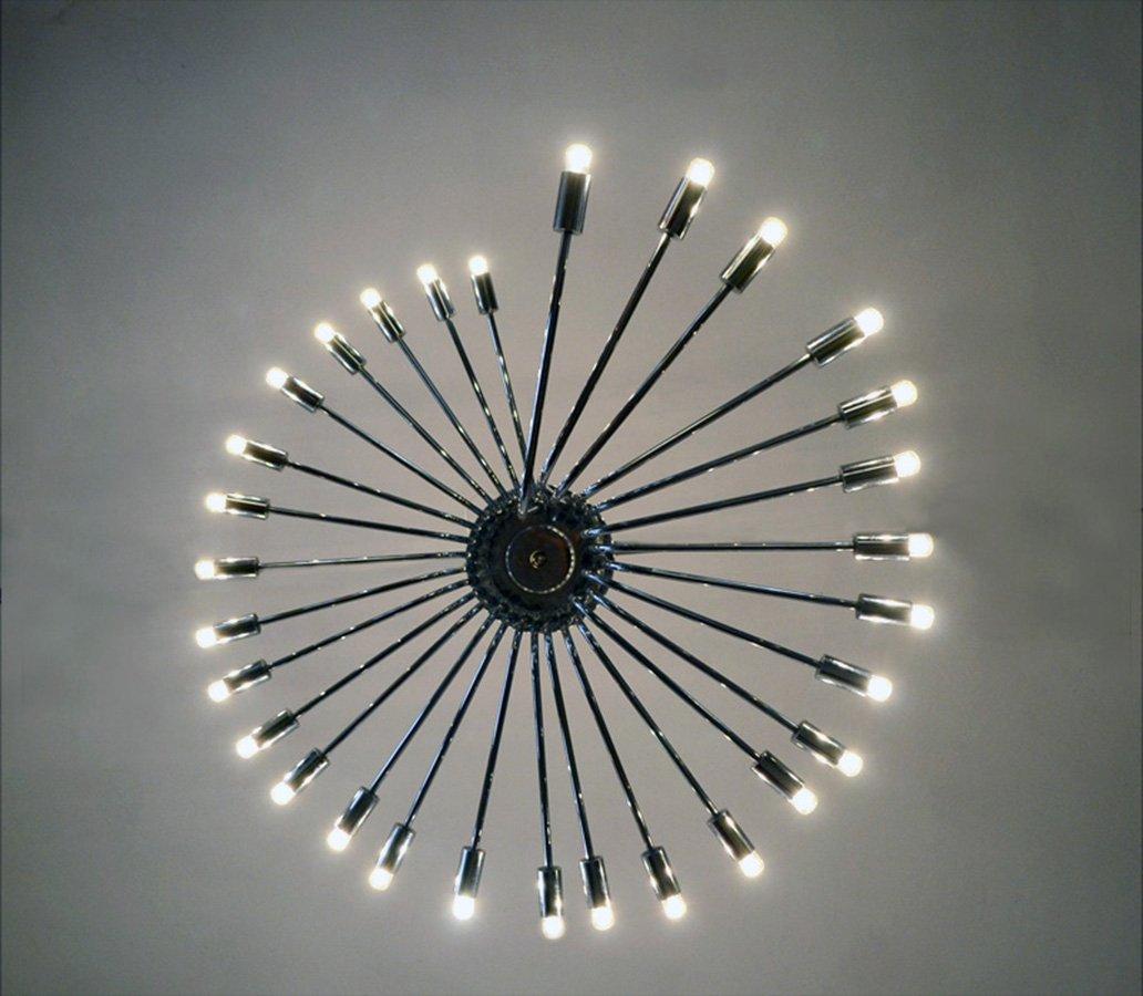 Lampadario di ingo maurer per design m anni 39 60 in for Ingo maurer lampadario