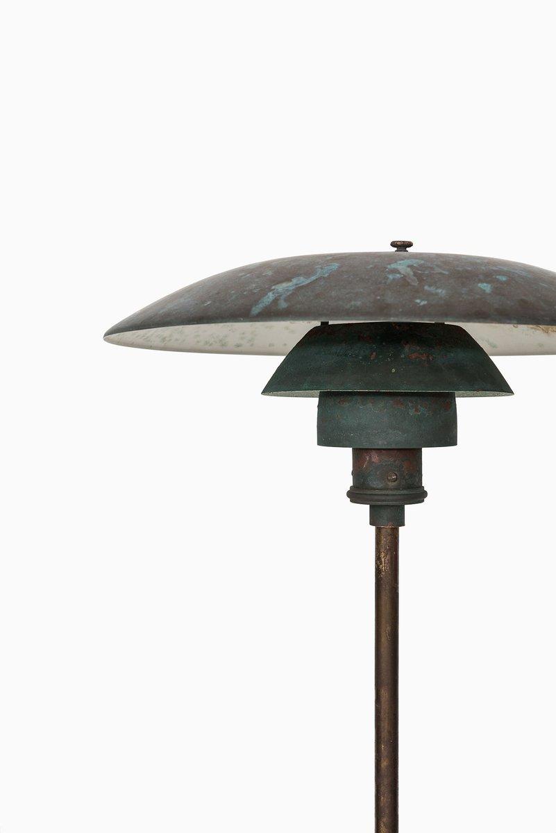 stehlampe von poul henningsen f r louis poulsen 1930er. Black Bedroom Furniture Sets. Home Design Ideas