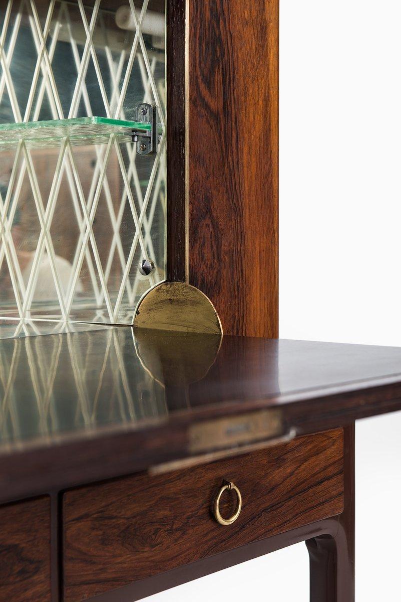 vintage barschrank von ernst k hn f r lysberg hansen therp bei pamono kaufen. Black Bedroom Furniture Sets. Home Design Ideas