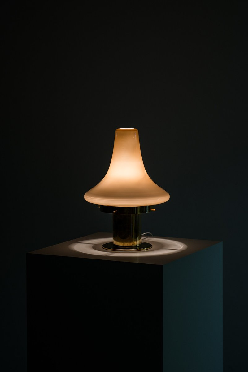 table lamp by hans agne jakobsson for hans agne jakobsson. Black Bedroom Furniture Sets. Home Design Ideas