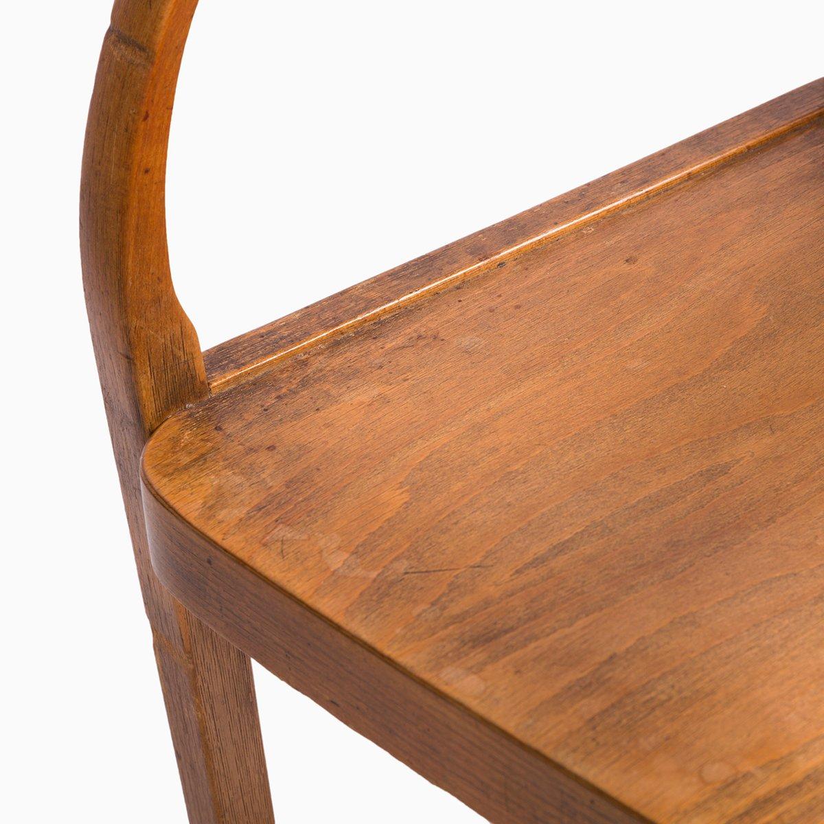 chaise en bois courb de thonet 1960s en vente sur pamono. Black Bedroom Furniture Sets. Home Design Ideas