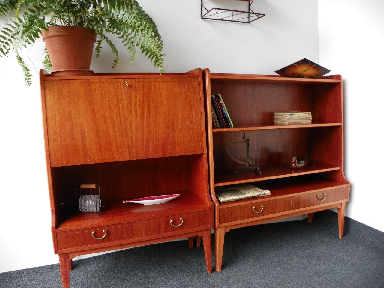 Vintage Schränke, 2er Set bei Pamono kaufen
