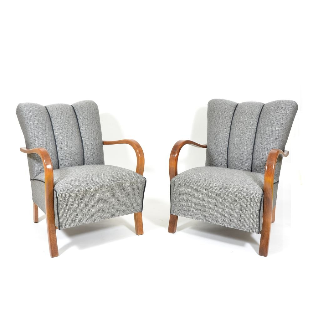 Czech armchairs 1950s set of 2 for sale at pamono for 2 armchairs for sale