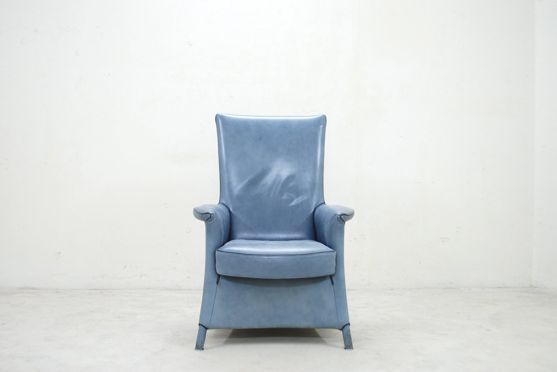 Nice Vintage Alta Highback Armchair By Paolo Piva For Wittmann
