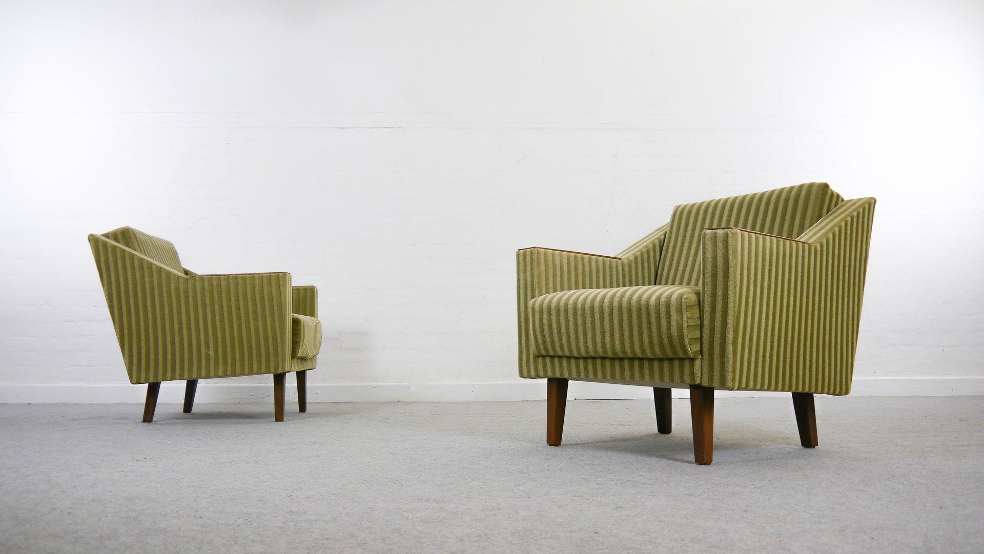 mid century sessel 1950er 2er set bei pamono kaufen. Black Bedroom Furniture Sets. Home Design Ideas