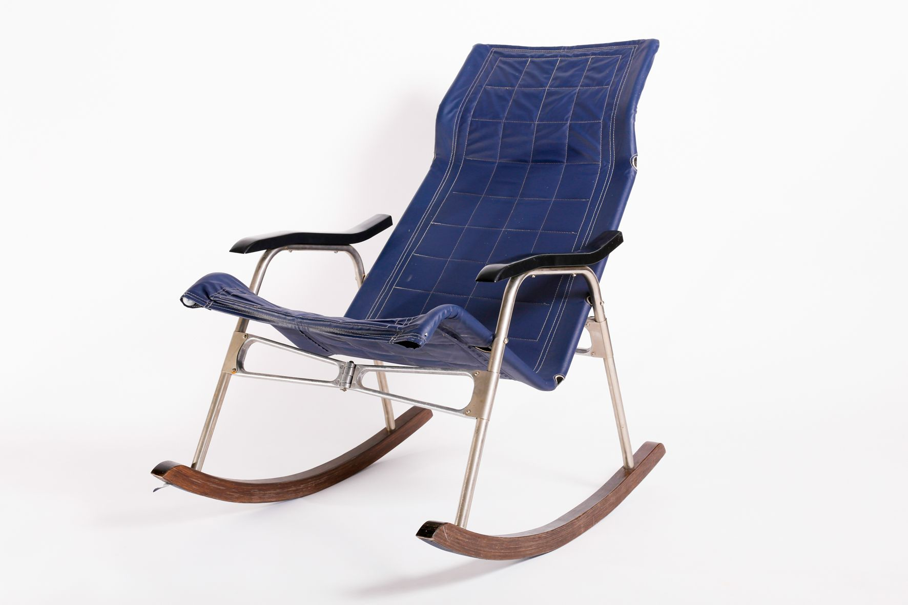 Rocking Chair by Takeshi Nii 1950s for sale at Pamono
