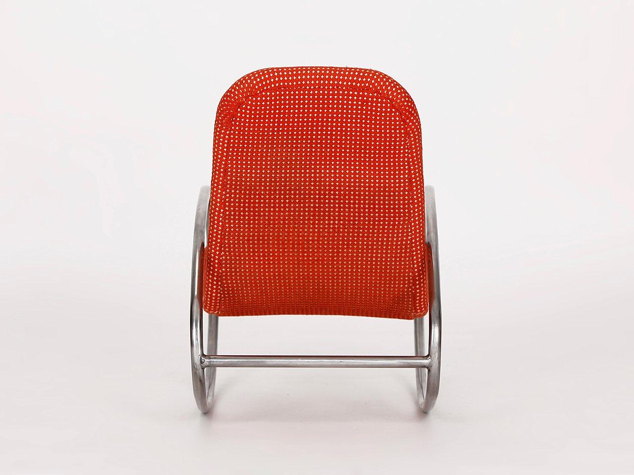 kinder schaukelstuhl 1930er bei pamono kaufen. Black Bedroom Furniture Sets. Home Design Ideas