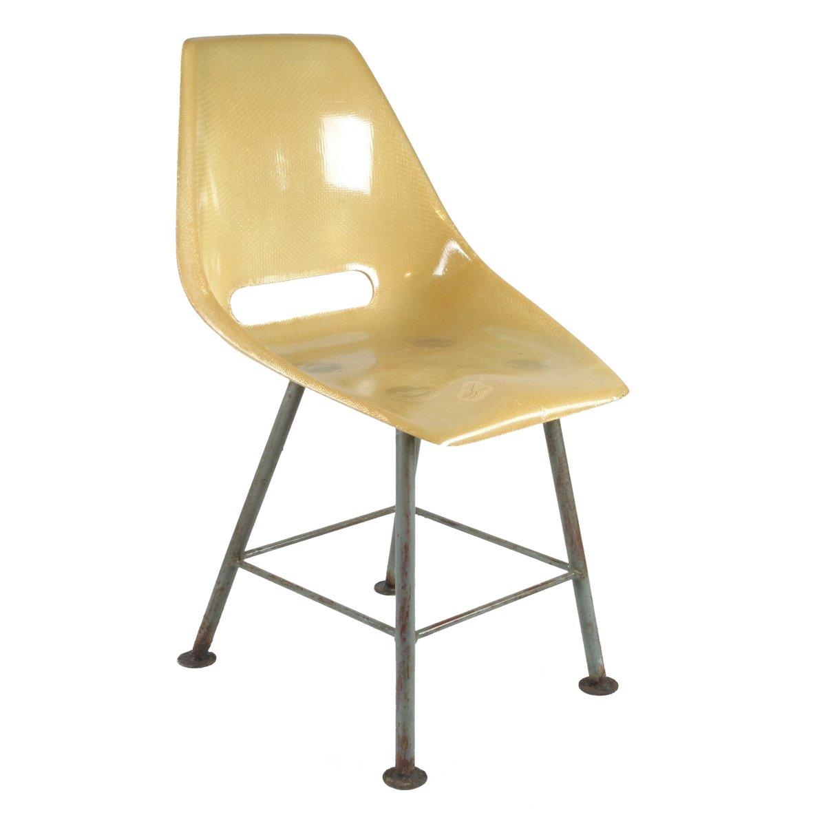 mid century stuhl von miroslav navratil f r vertex bei pamono kaufen. Black Bedroom Furniture Sets. Home Design Ideas