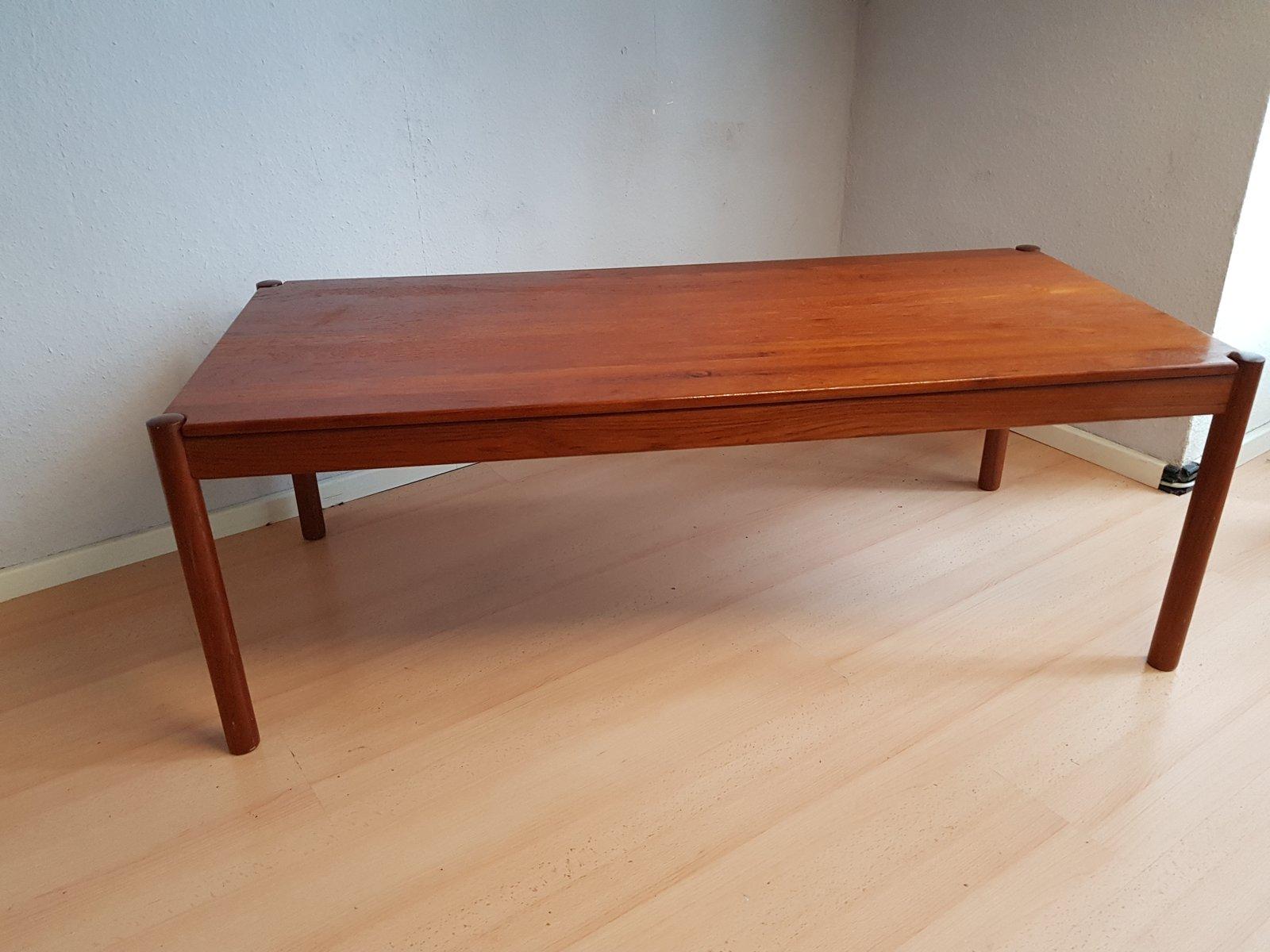 teak coffee table. Large Teak Coffee Table By Magnus Olesen O