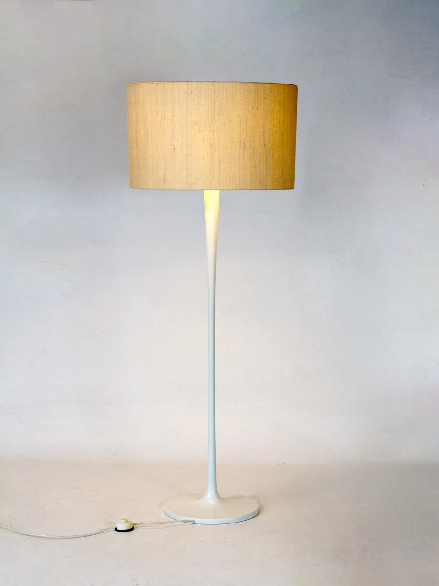 Vintage German Floor Lamp from Staff, 1960s for sale at Pamono