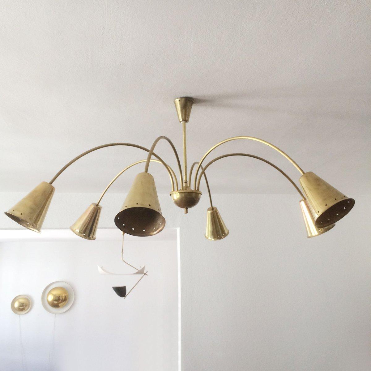 chandelier sputnik others brass best polished