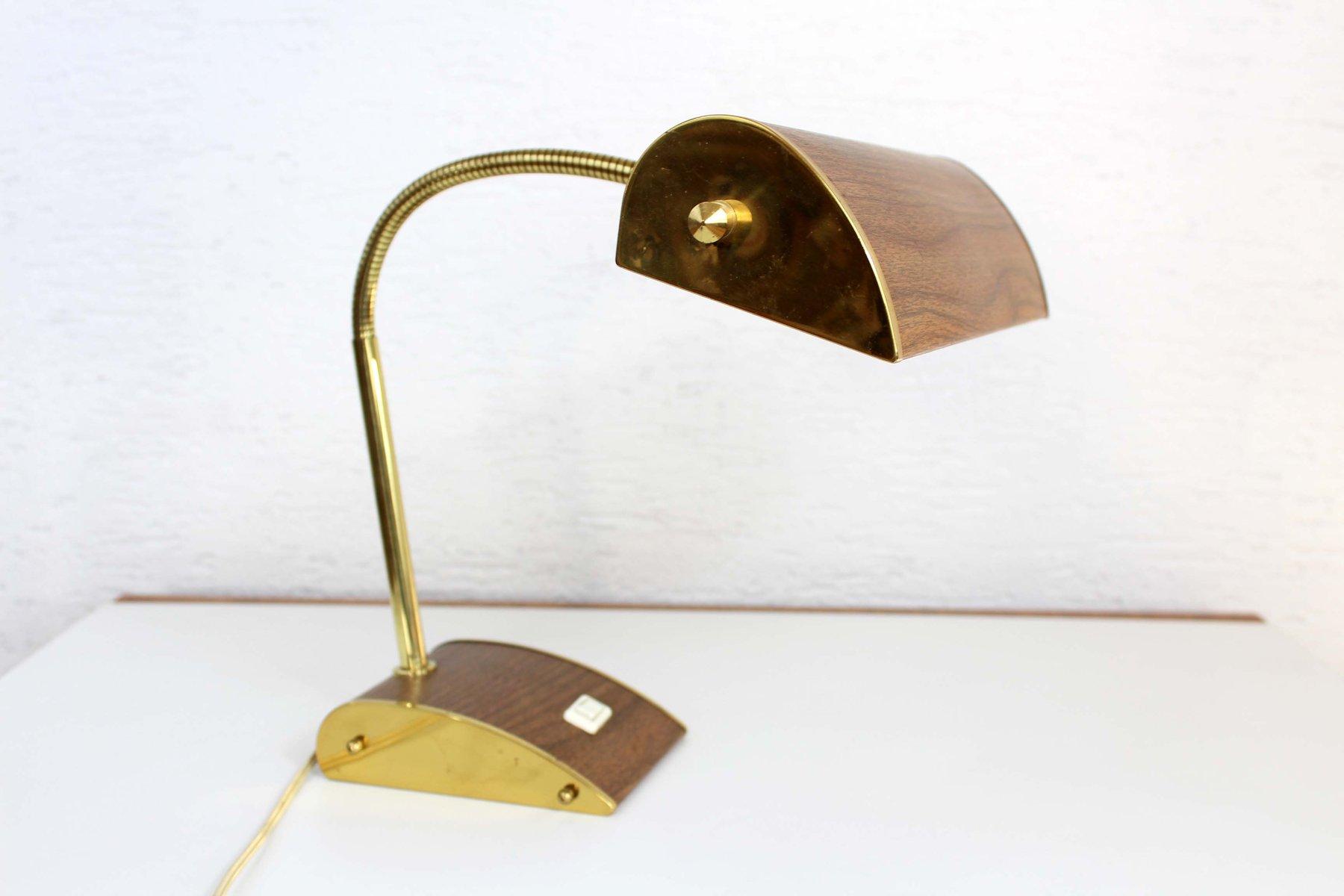 Beautiful Vintage Desk Lamp, 1950s