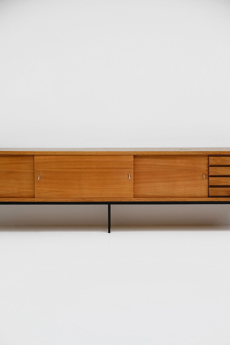 Sideboard by jos de mey for luxus 1950s for sale at pamono for Sideboard 2 m breit