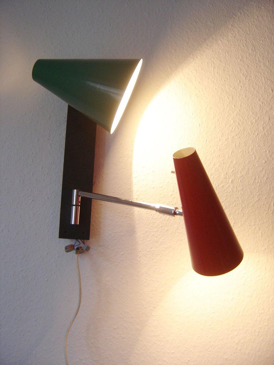 mid century modern wandlampen 1970er 3er set bei pamono kaufen. Black Bedroom Furniture Sets. Home Design Ideas