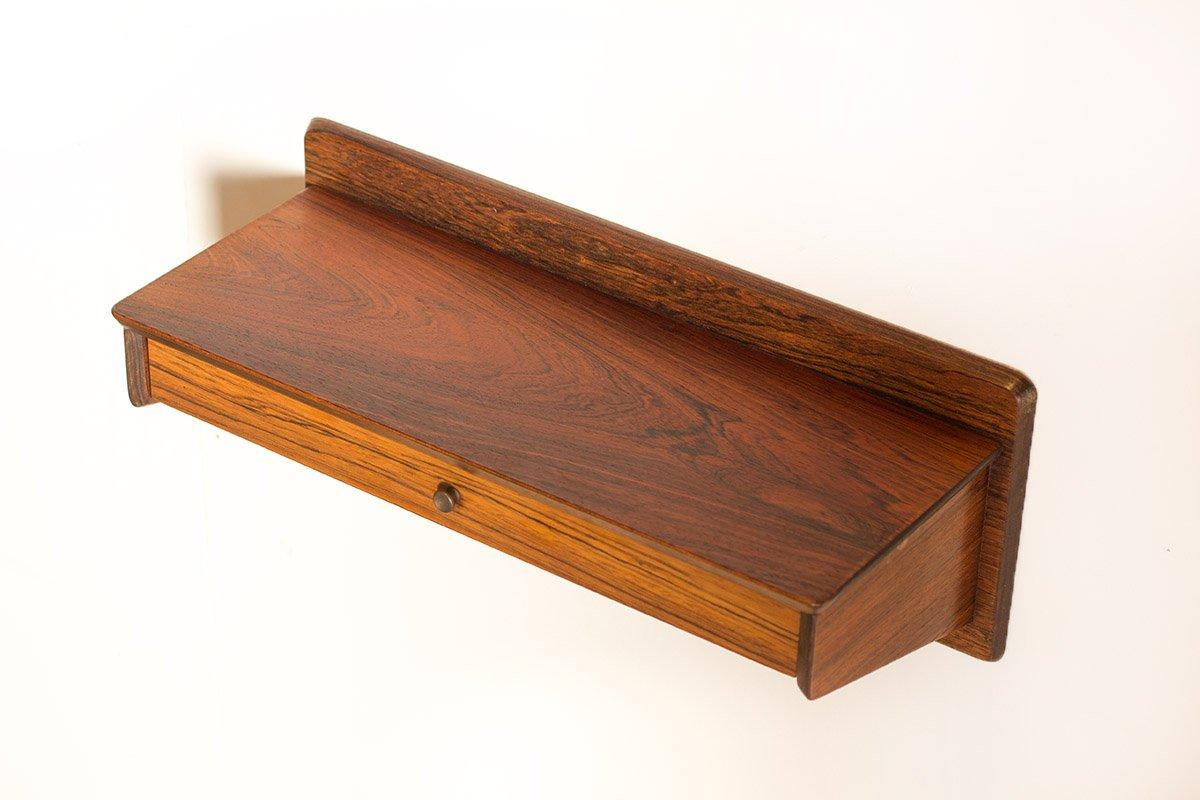 vintage wandboard mit schublade von omann jun bei pamono kaufen. Black Bedroom Furniture Sets. Home Design Ideas