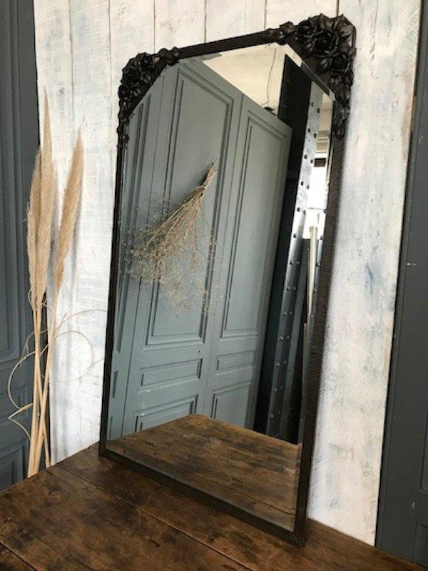 specchio art deco vintage francia anni 39 30 in vendita su