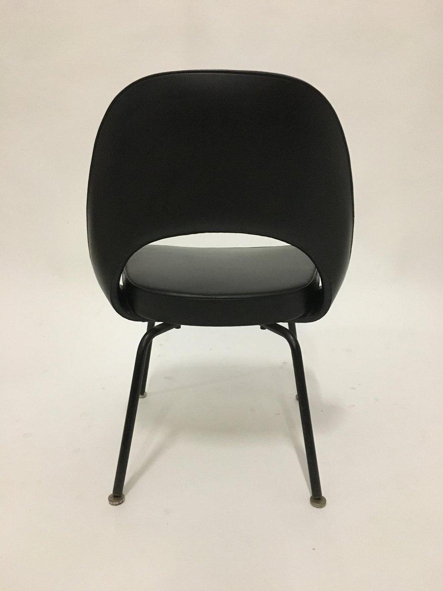 mid century executive stuhl von eero saarinen f r knoll bei pamono kaufen. Black Bedroom Furniture Sets. Home Design Ideas