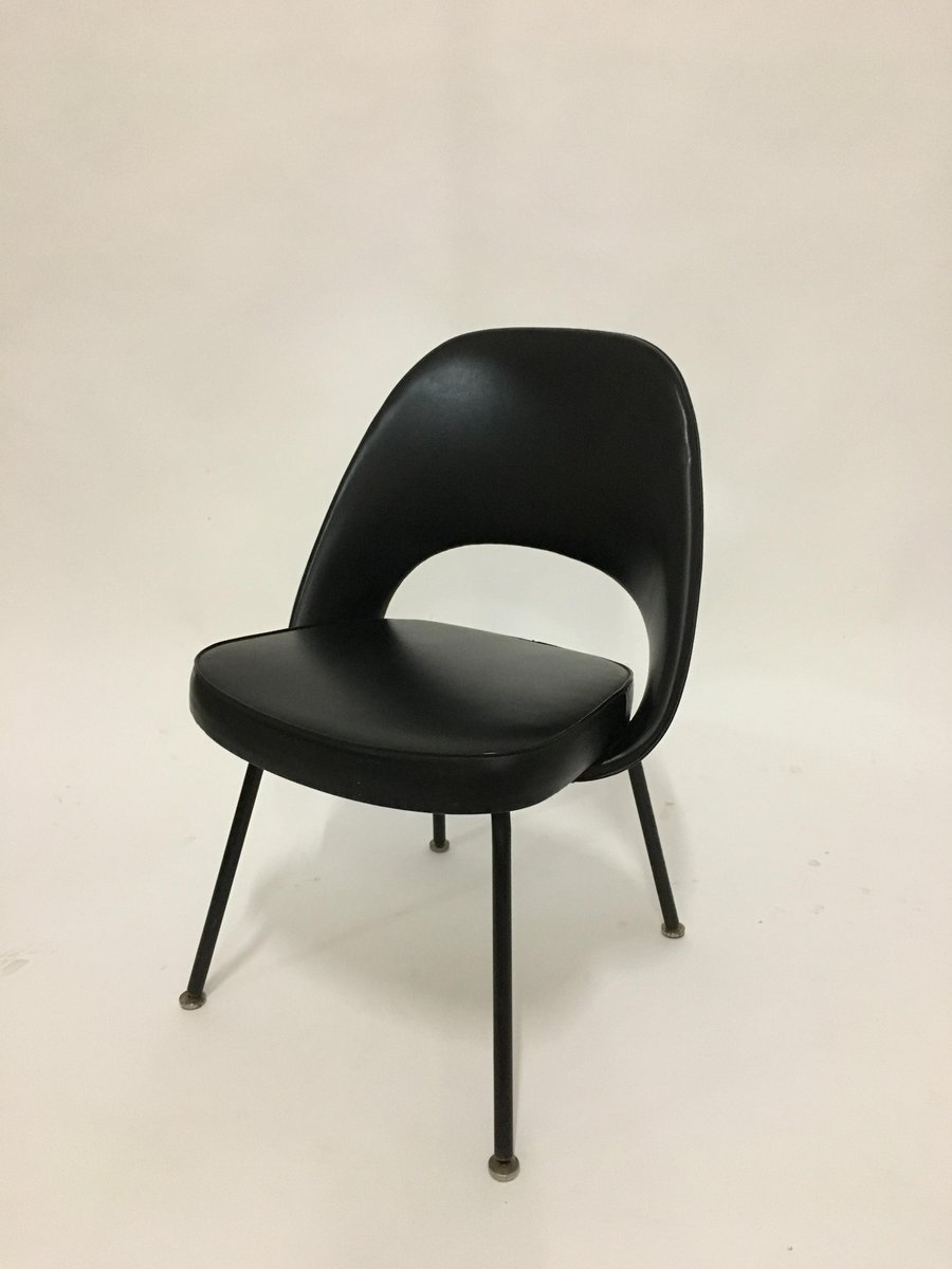 Mid Century Executive Chair By Eero Saarinen For Knoll