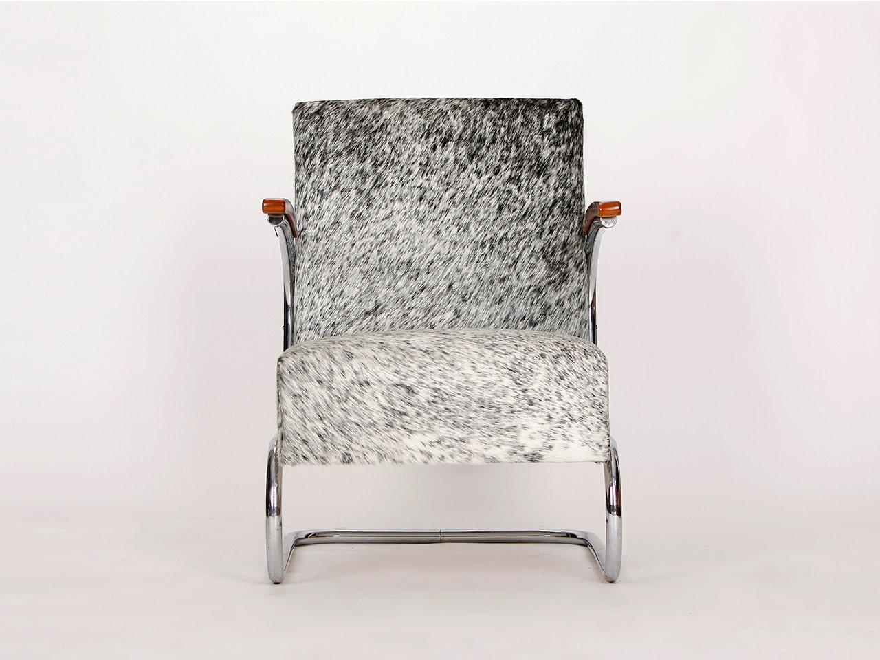 Stahlrohr Sessel stahlrohr sessel 1930er bei pamono kaufen
