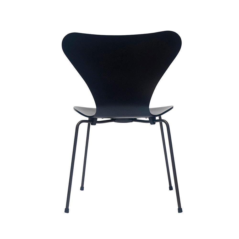 3107 stuhl von arne jacobsen f r fritz hansen bei pamono kaufen. Black Bedroom Furniture Sets. Home Design Ideas
