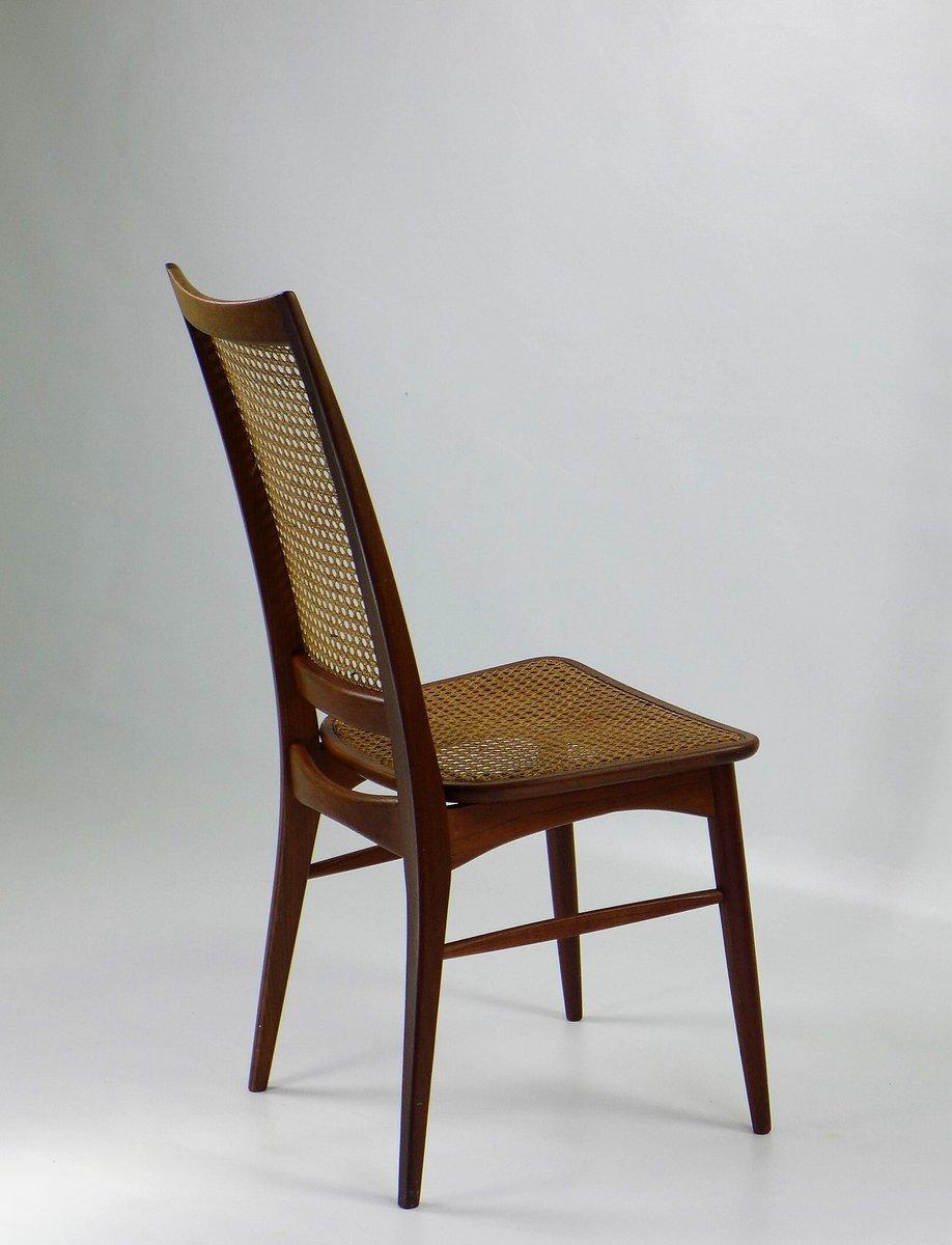 skandinavischer vintage stuhl von niels koefoed f r. Black Bedroom Furniture Sets. Home Design Ideas