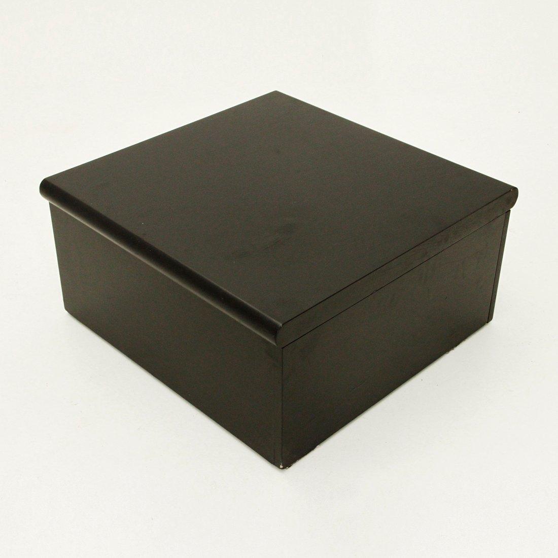 table basse avec compartiment bar 1970s en vente sur pamono. Black Bedroom Furniture Sets. Home Design Ideas