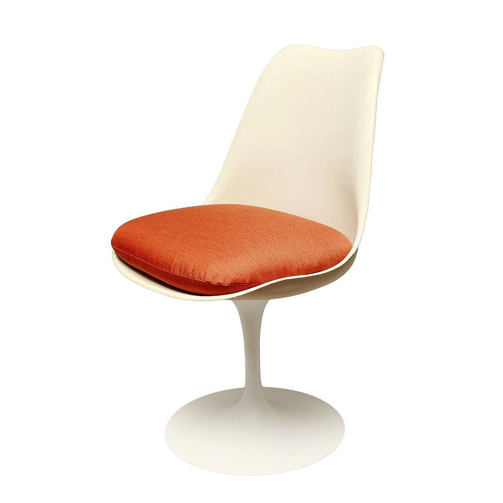 chaise tulip par eero saarinen pour knoll international. Black Bedroom Furniture Sets. Home Design Ideas