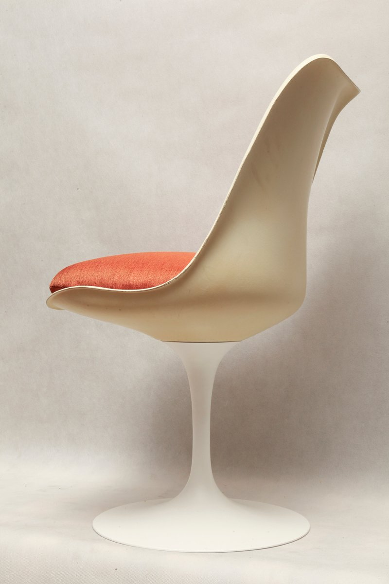 Affordable Chaise Tulip Par Eero Saarinen Pour Knoll With