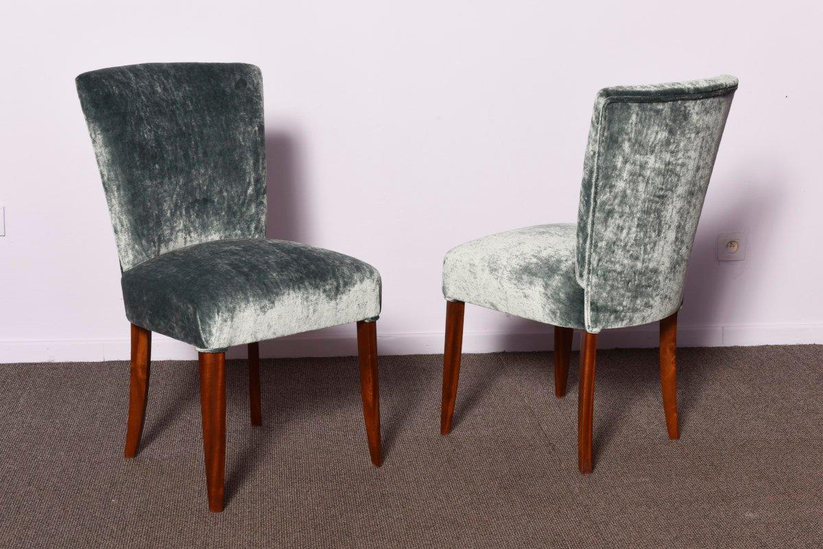 art deco st hle 1930er 3er set bei pamono kaufen. Black Bedroom Furniture Sets. Home Design Ideas