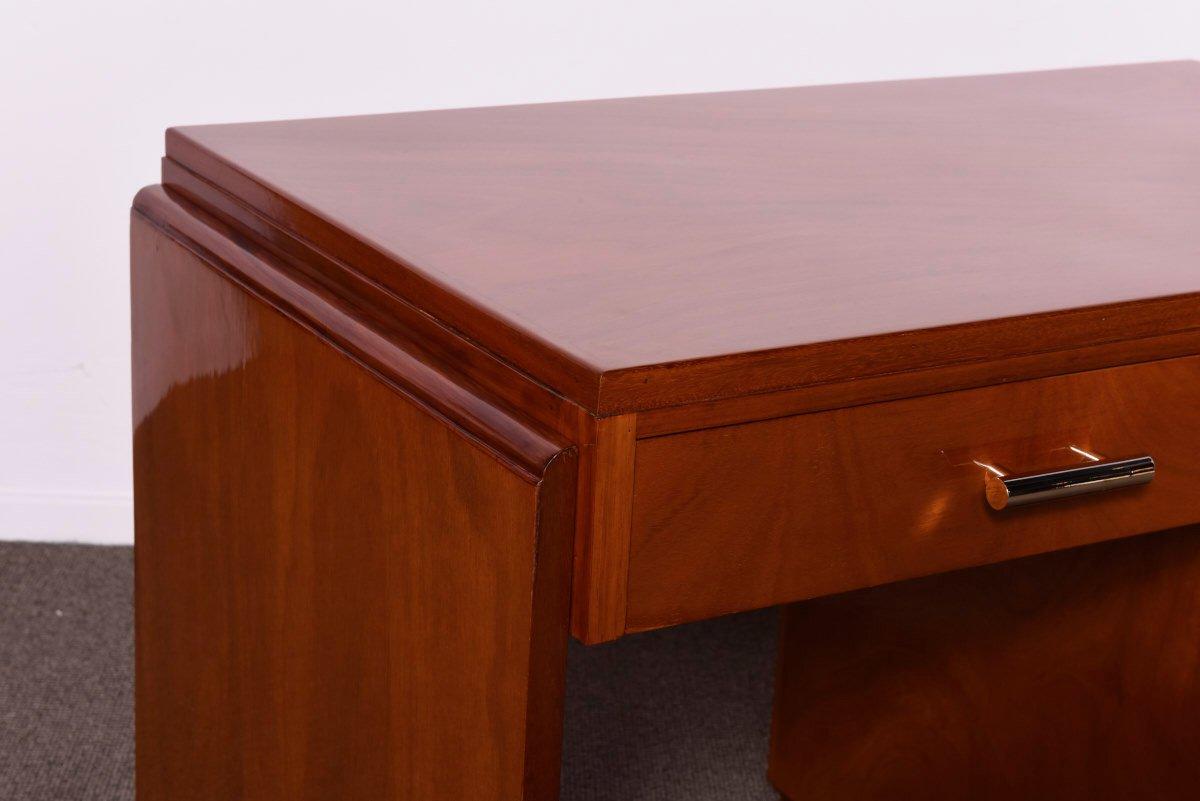 art deco schreibtisch 1930er bei pamono kaufen. Black Bedroom Furniture Sets. Home Design Ideas
