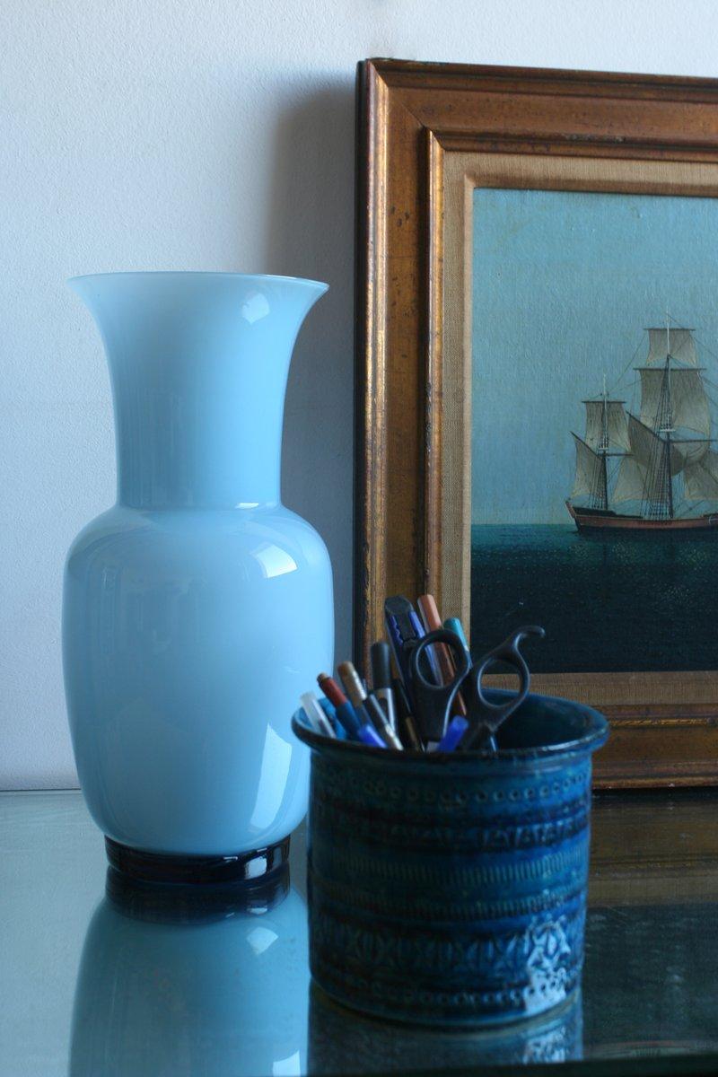 blaues keramik set von aldo londi f r bitossi 1960er bei pamono kaufen. Black Bedroom Furniture Sets. Home Design Ideas