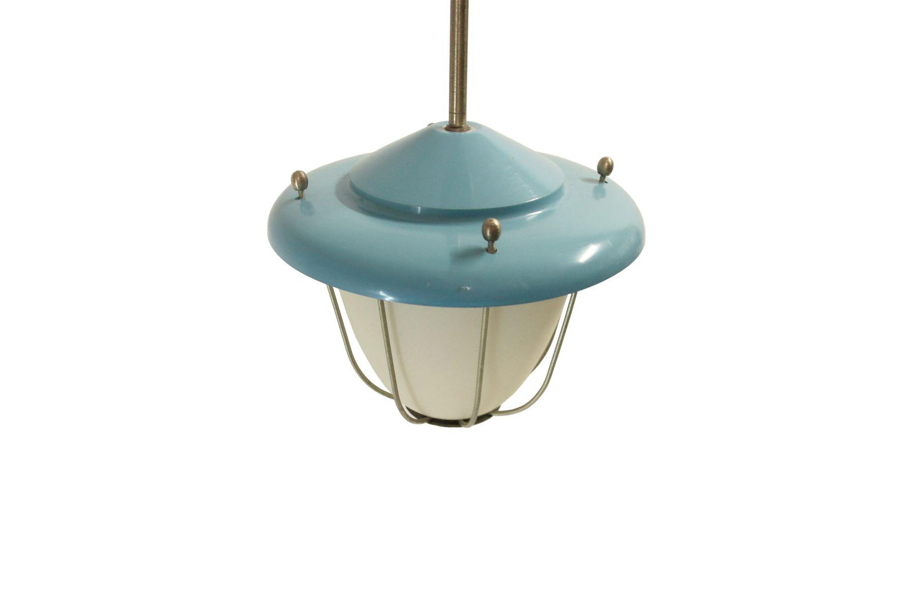 funktionalistische deckenlampe 1950er bei pamono kaufen. Black Bedroom Furniture Sets. Home Design Ideas