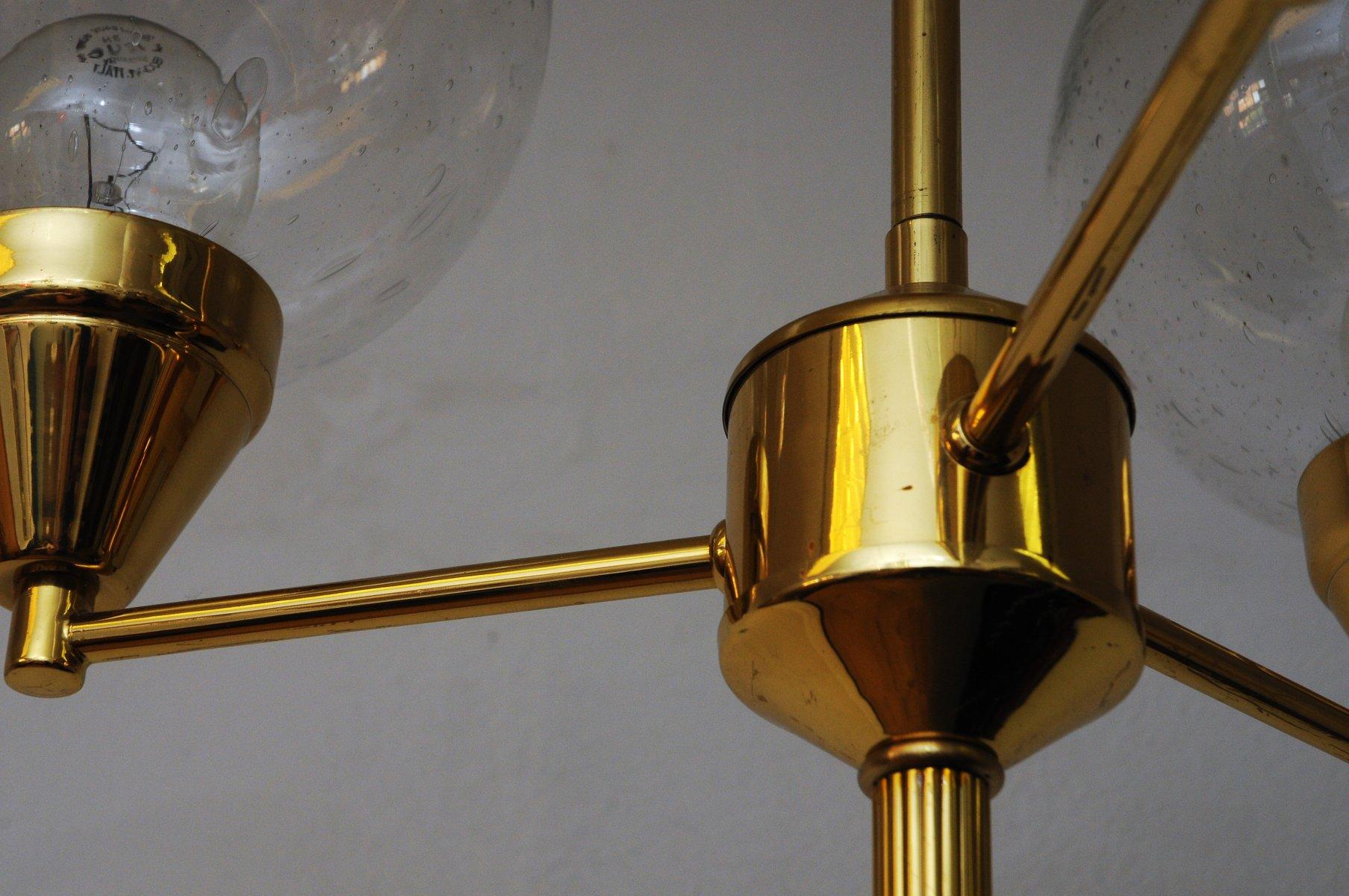 Messing deckenlampe 1960er bei pamono kaufen for Deckenlampe messing