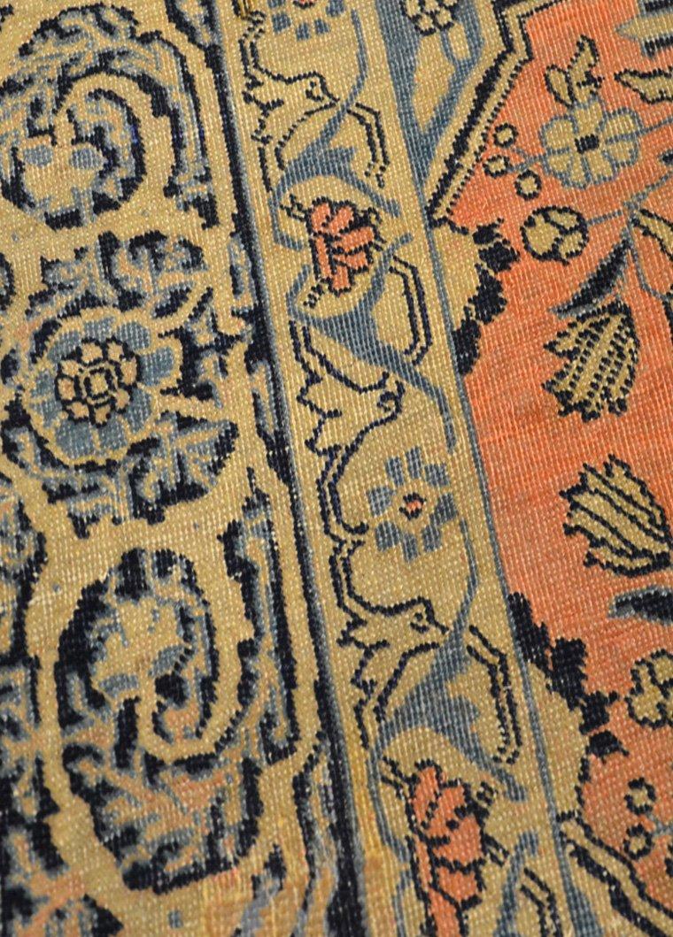 persischer teppich aus wolle bei pamono kaufen. Black Bedroom Furniture Sets. Home Design Ideas
