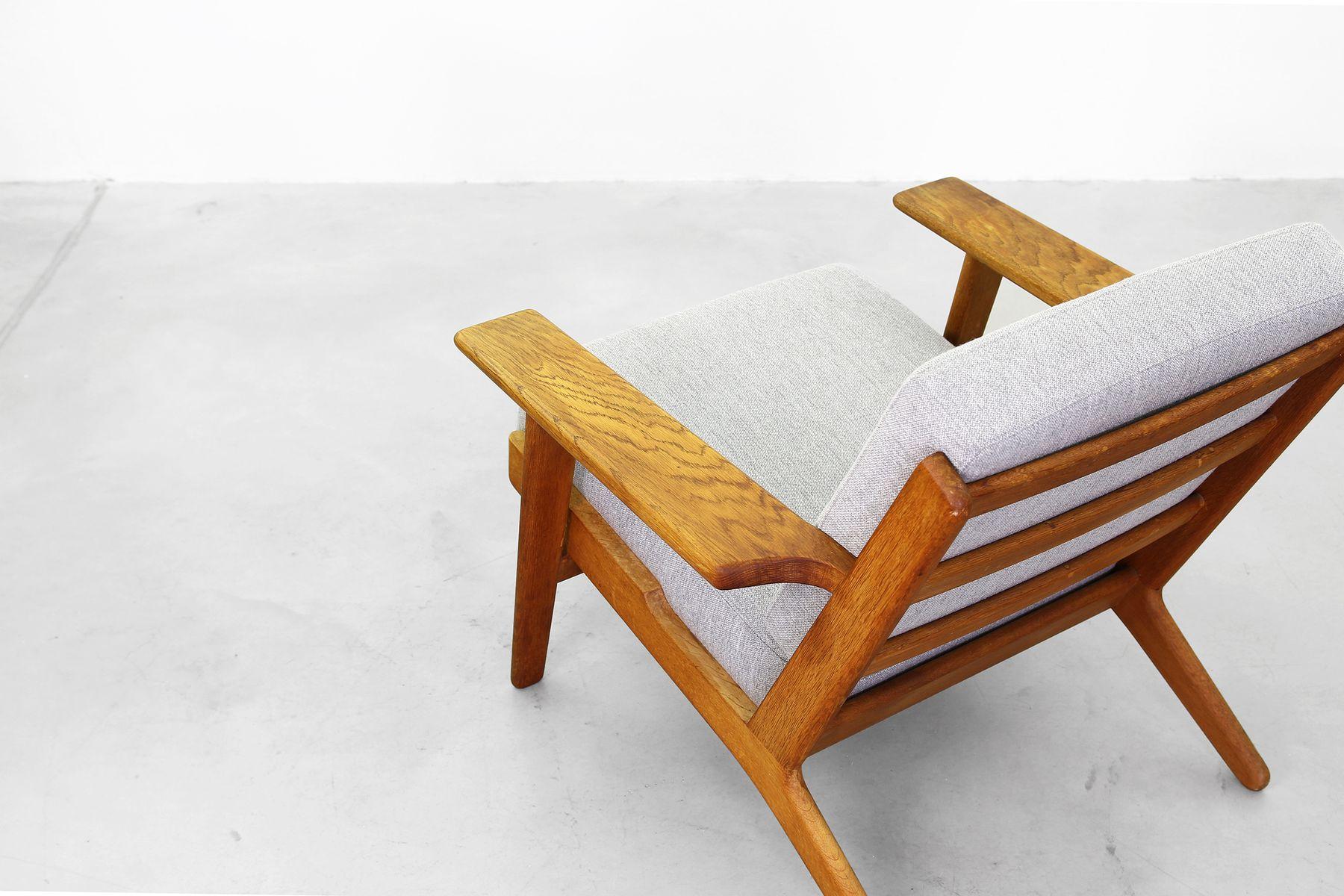 vintage sessel von hans j wegner f r getama 2er set bei. Black Bedroom Furniture Sets. Home Design Ideas
