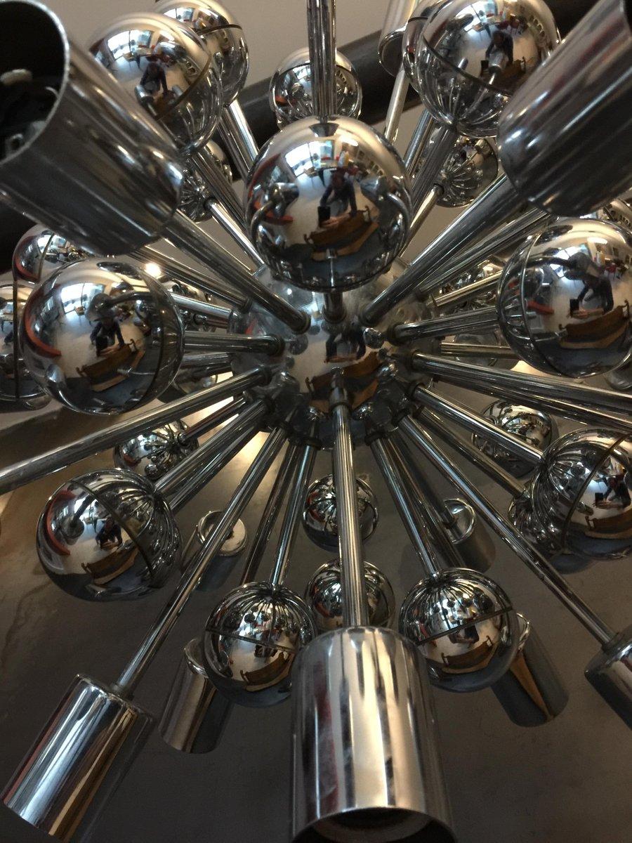 Vintage chandelier by goffredo reggiani 1970s en venta en pamono vintage chandelier by goffredo reggiani 1970s aloadofball Gallery