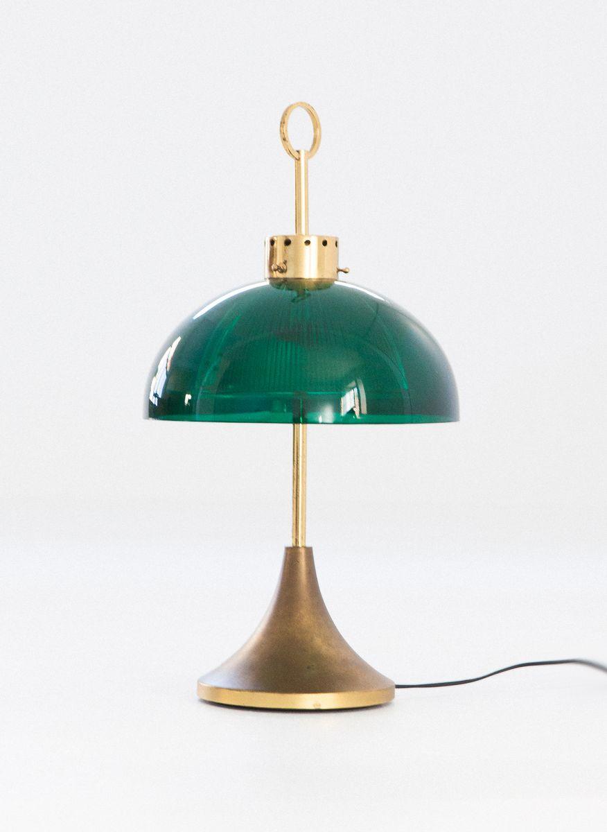 Italian Desk Lamp 1950s