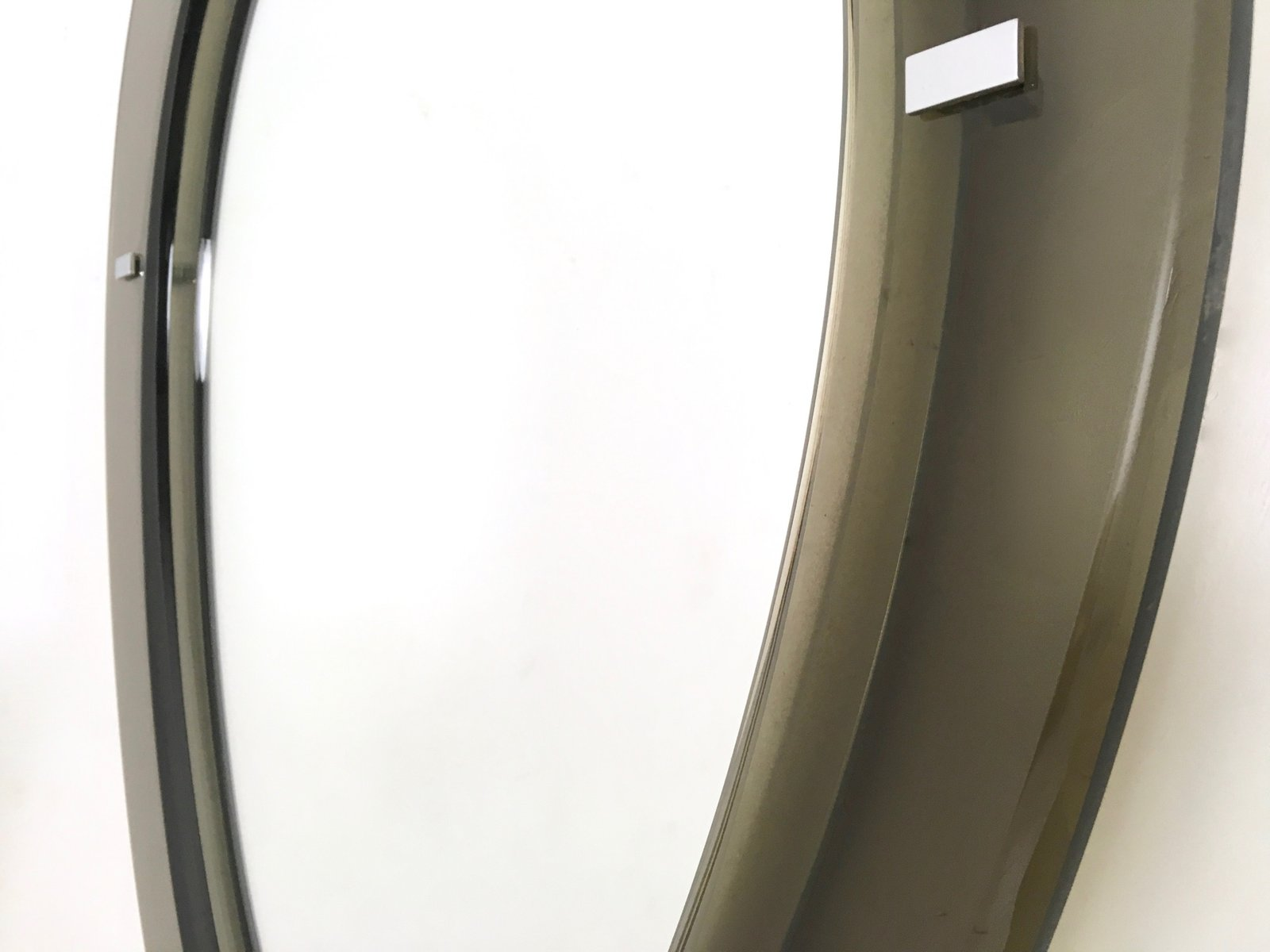 Spiegel mit abgeschr gten ecken von fontana arte 1950er for Spiegel englisch