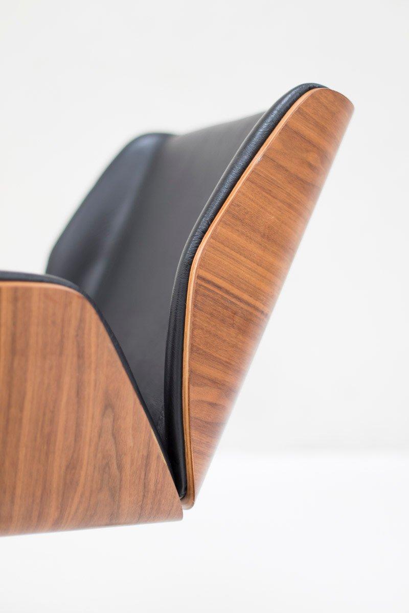 schichtholz armlehnst hle 1970er 2er set bei pamono kaufen. Black Bedroom Furniture Sets. Home Design Ideas