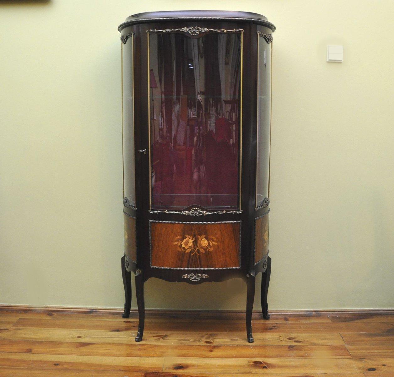 vintage vitrine 1950er bei pamono kaufen. Black Bedroom Furniture Sets. Home Design Ideas