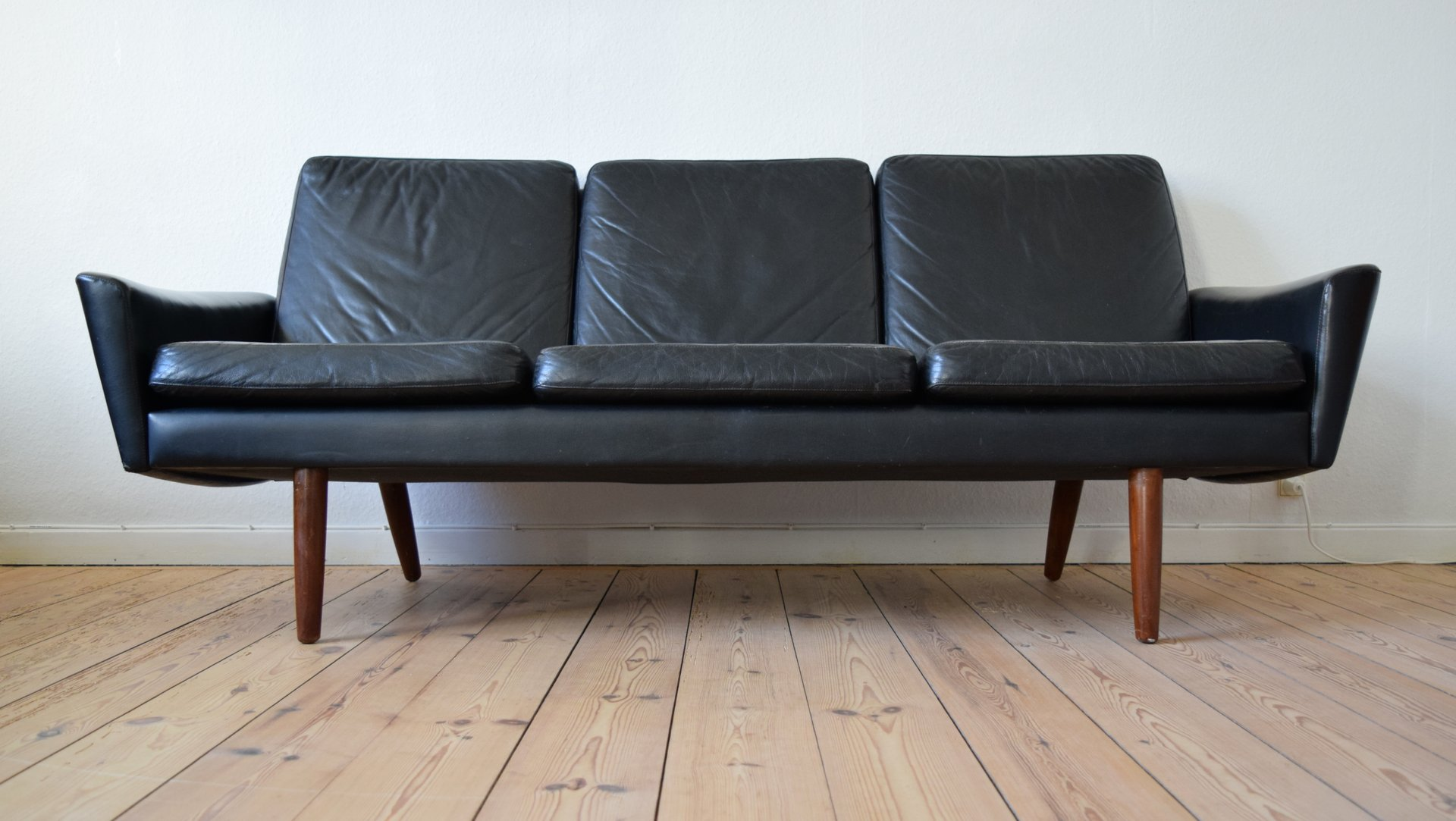 d nisches mid century sofa 1960er bei pamono kaufen. Black Bedroom Furniture Sets. Home Design Ideas