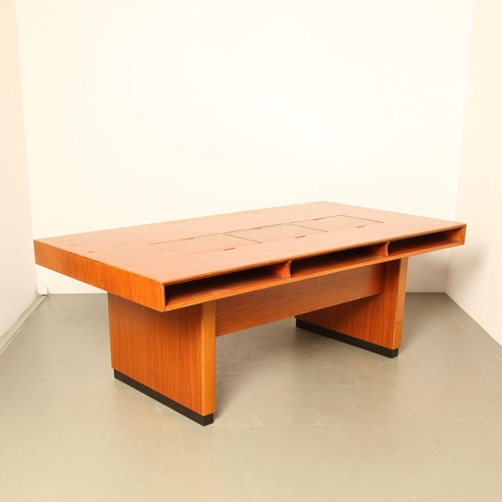 schreibtisch von clausen maerus f r eden rotterdam. Black Bedroom Furniture Sets. Home Design Ideas