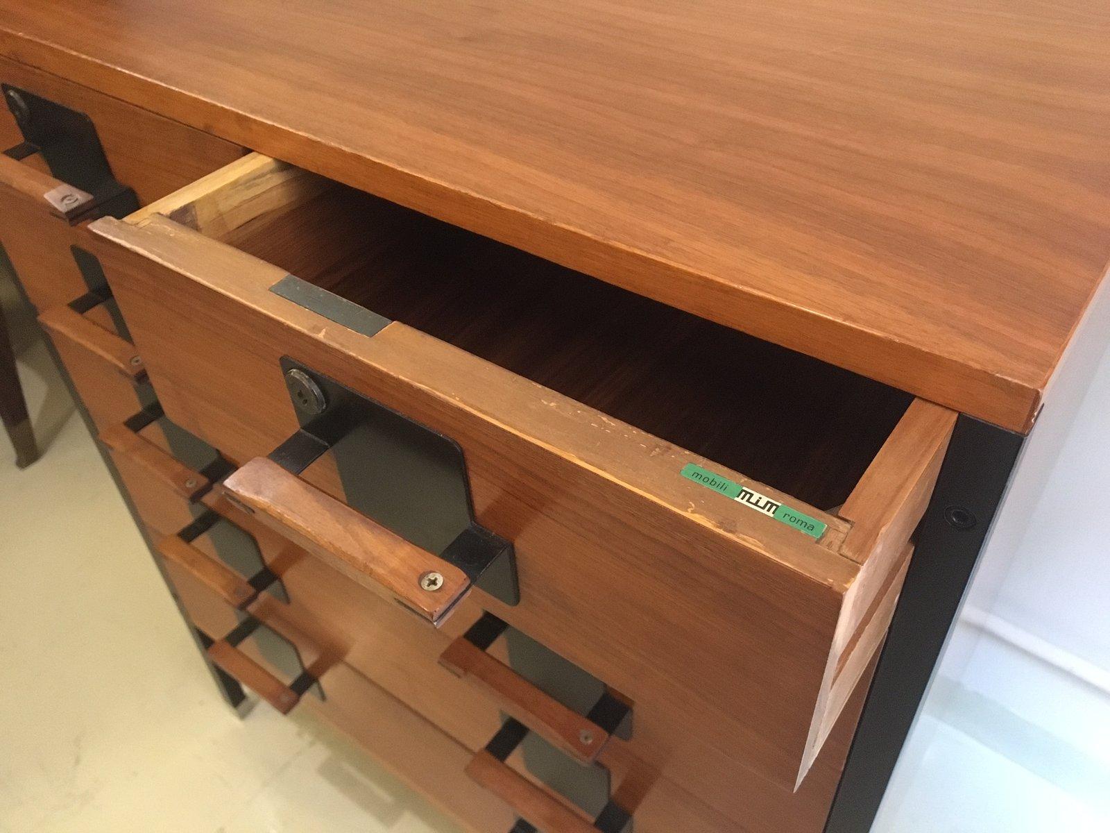 Mobili Italiani Moderni : Positano chest by ico & luisa parisi for mobili italiani moderni