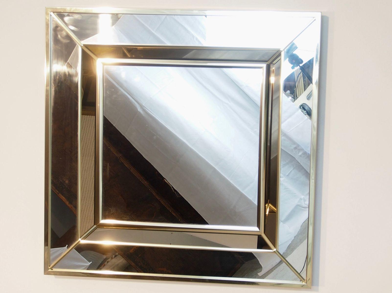 vintage spiegel bei pamono kaufen. Black Bedroom Furniture Sets. Home Design Ideas