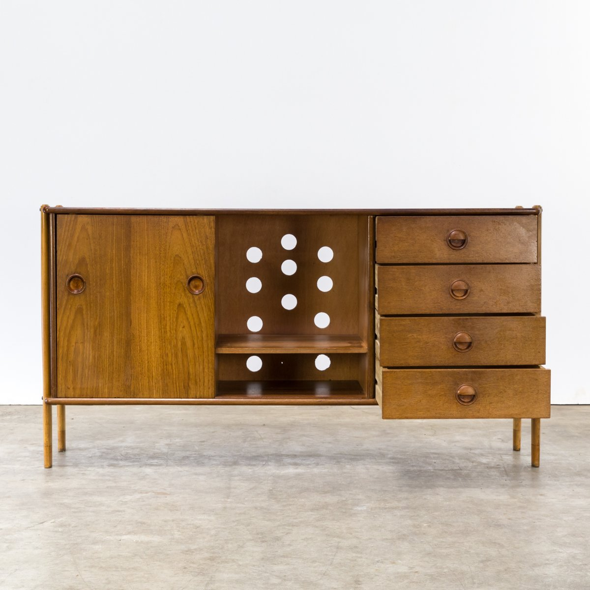Sideboard by william watting for fristho 1960s for sale for Sideboard 2 m breit