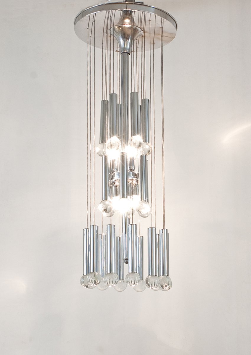 glass orb lighting. Ceiling Lamp With Glass Balls By Gaetano Sciolari, 1970s Orb Lighting O