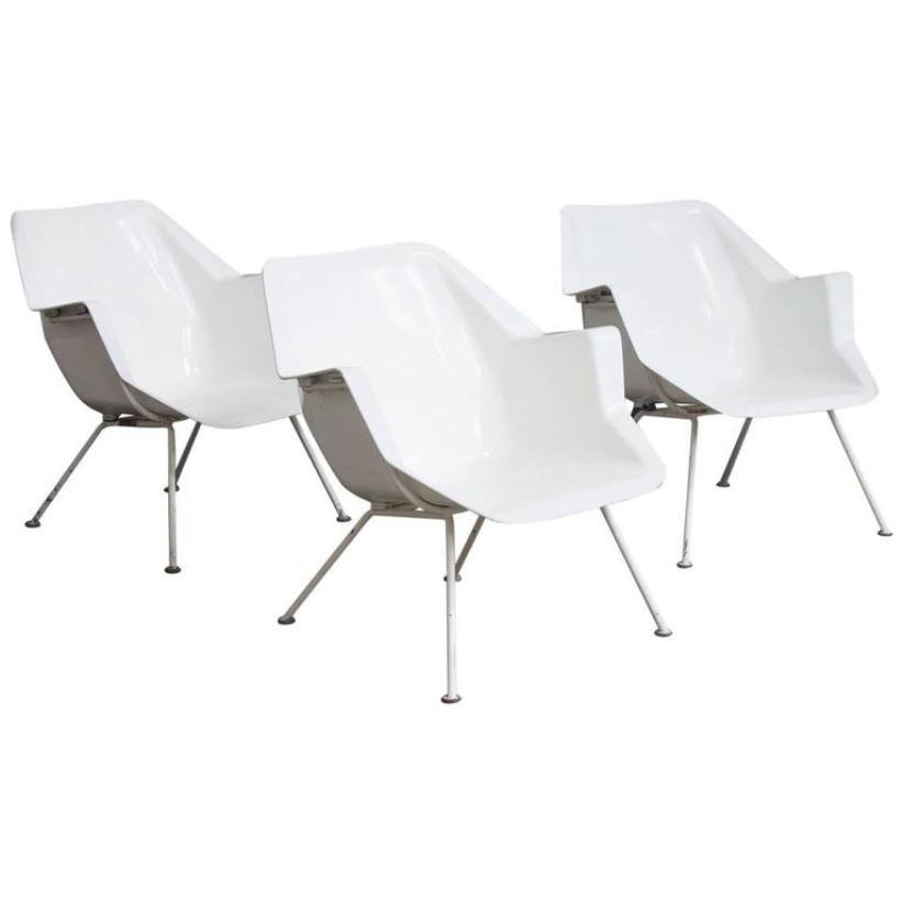 416 modell stuhl von wim rietveld andr cordemeyer f r gispen 1957 bei pamono kaufen. Black Bedroom Furniture Sets. Home Design Ideas