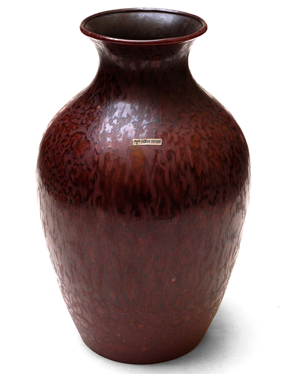 Large vintage german vase from carstens 1970s for sale at pamono large vintage german vase from carstens 1970s reviewsmspy