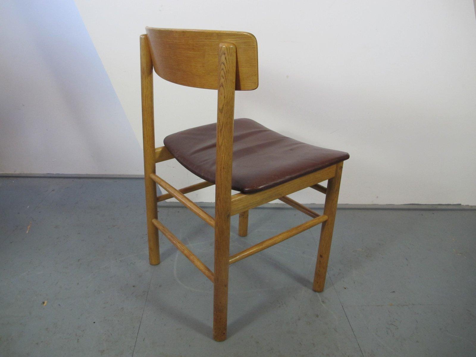 Shaker Stuhl vintage j39 shaker stuhl borge mogensen für fredericia bei